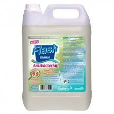 FLASH ANTIBACTERIAL X 5 LTS